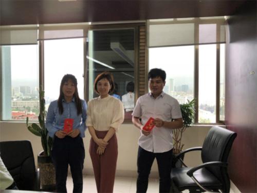 biwei必威体育备用网站必威手机下载注消工程师通过员工奖励暨经验分享会